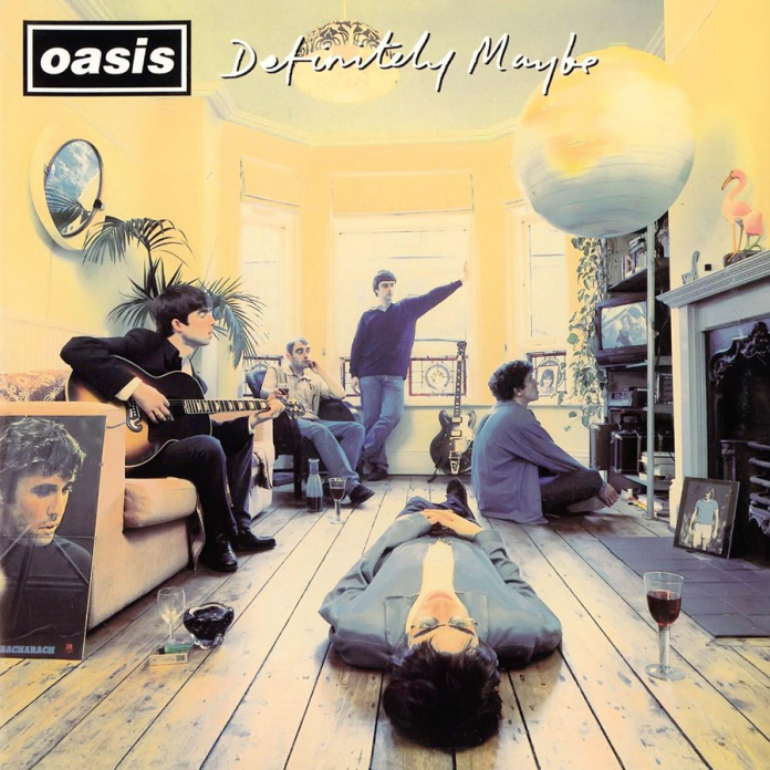 Definitely Maybe, Oasis, 1994